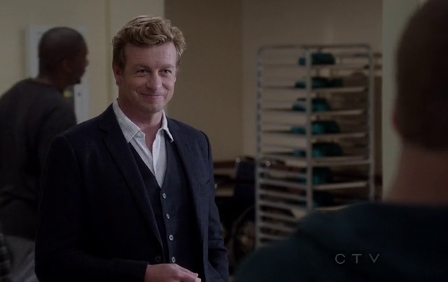 Critiques Séries : The Mentalist. Saison 5. Episode 17.