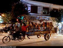 Les marchands de vaisselle de Siem Reap