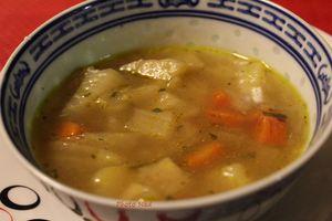 Soupe de Fenouil (à ma façon)