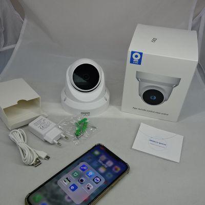 Caméra de surveillance intérieure plafond XIAOVV Q1 avec rotation 1 axe