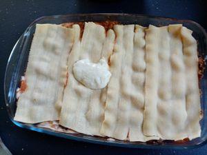 Lasagnes à la bolognaise de Cyril Lignac dans tous en cuisine