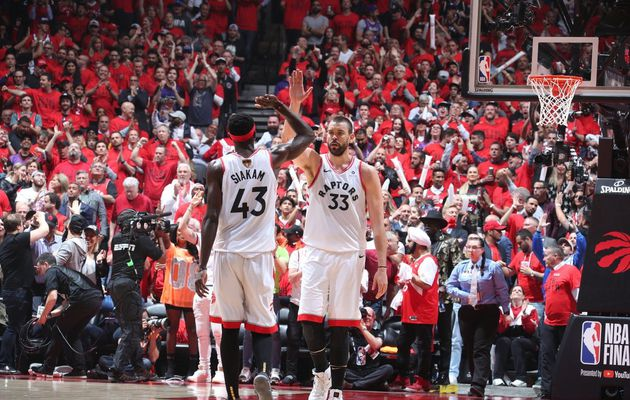 Une seconde chance pour les Raptors de devenir champions NBA !