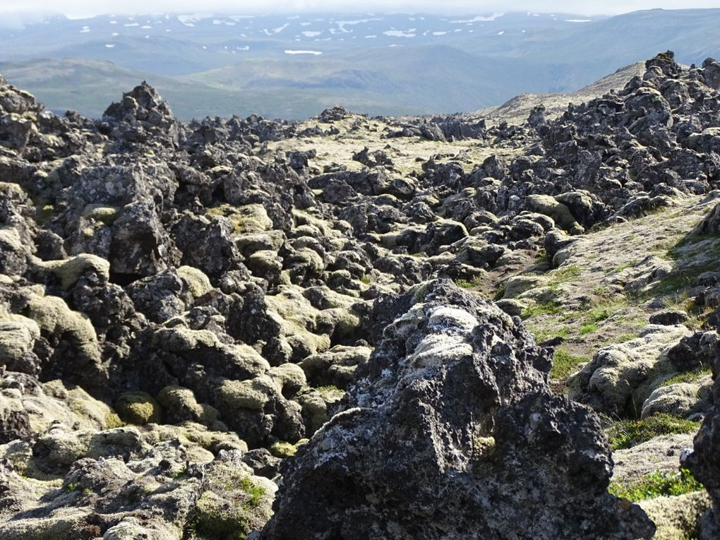 Islande 3... Super soleil...