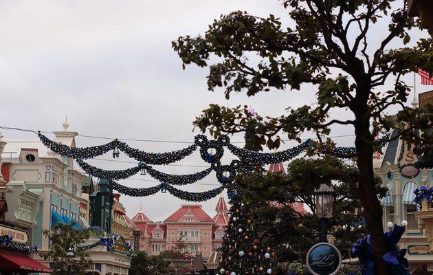 Disneyland Paris et la magie de noël