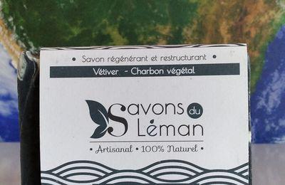 Ma collaboration avec Savons du Léman : Des savons 100% naturels