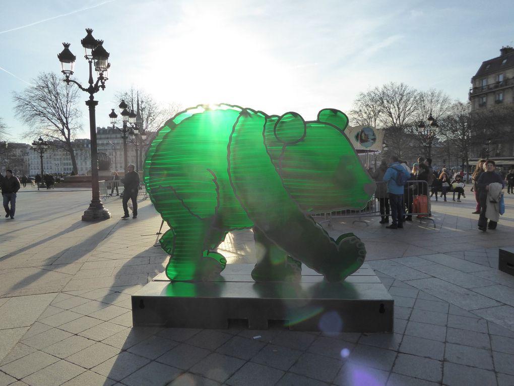 Promenade à Paris Hiver 2015. 3/..
