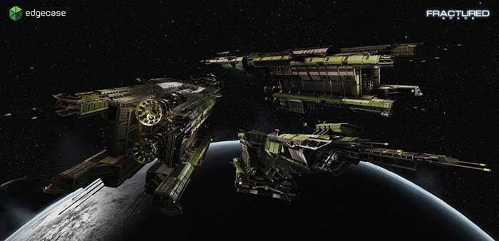 Space Hulk Deathwing dévoile ses immenses environnements en images !