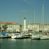 Phare de La Rochelle , Quai Valin ( Charentes-Maritimes 17 ) A