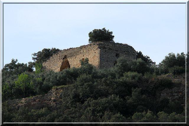 Diaporama château de Jouques
