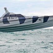 Thunder Child XSV-17 : Barracuda family of boats, in any maritime application where speed is critical - a Safehaven Marine production - 3D SPORT CENTER