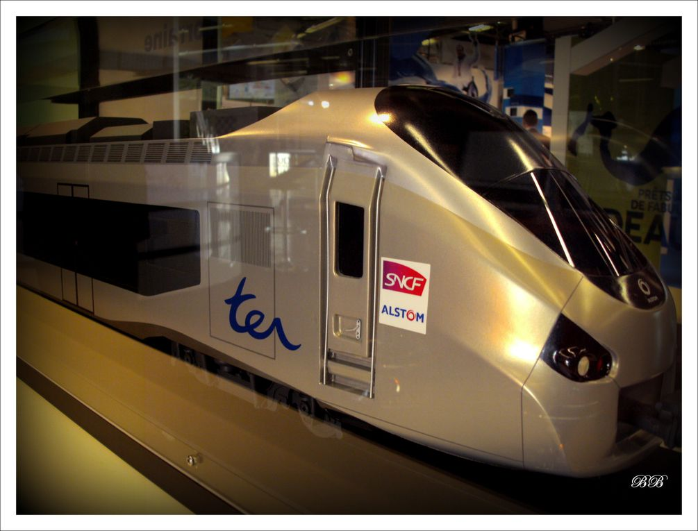 REGIOLIS Le train du futur sur les rails Lorrains en 2013