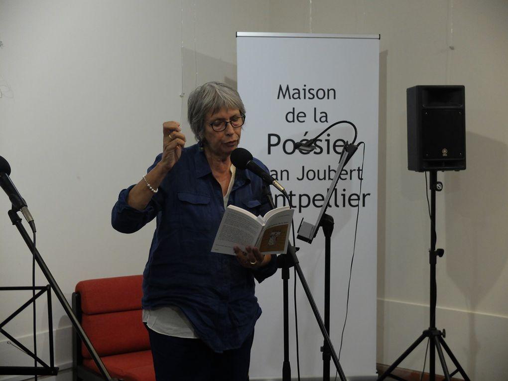 Album de la Rentrée littéraire en poésie le 28 septembre