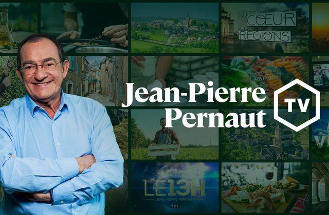 Lancement aujourd'hui de la JPP TV...ou Jean-Pierre Pernaut TV.