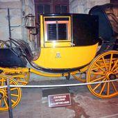 Vaux le Vicomte; Le musée des équipages1 - P. Magnaudeix- - attelage-patrimoine