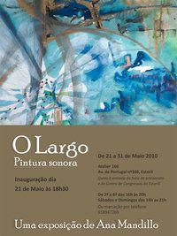 Exposition Peinture / Musique - Ana Mandillo, Portugal