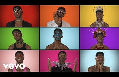 Lil Nas X - MONTERO (Call Me By Your Name) (But Lil Nas X Makes All The Sounds With His Mouth)