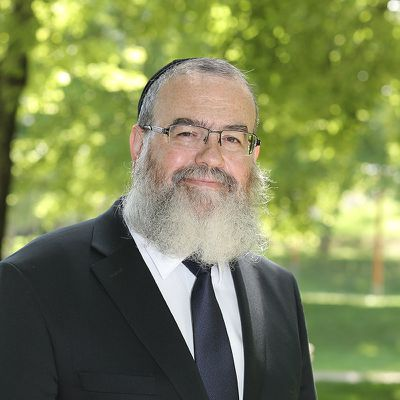 Rabbin Alain Shlomo SENIOR