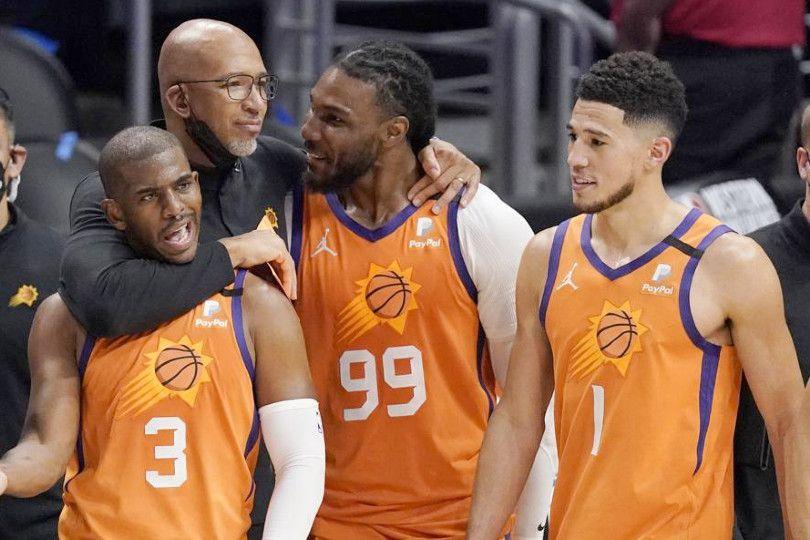 Chris Paul propulse les Suns de Phoenix en Finales NBA en éliminant les Clippers !