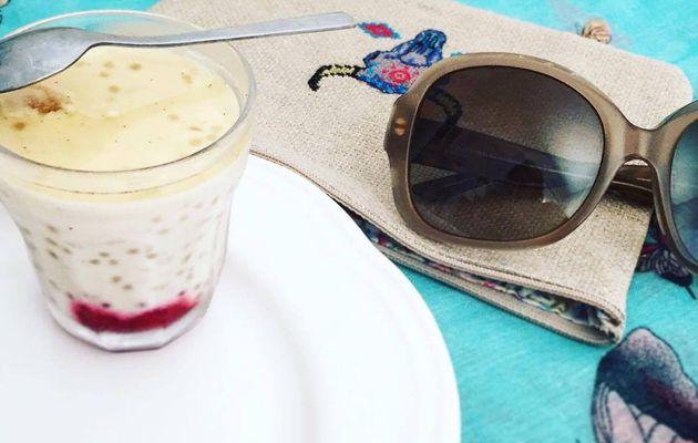 Perles coco framboises et vanille