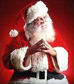 Père-Noël à l'Association