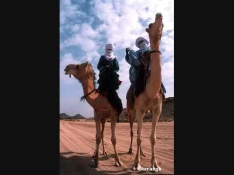 Imágenes de los tuareg, un grupo étnico en las faldas del desierto del Sáhara.- El Muni.