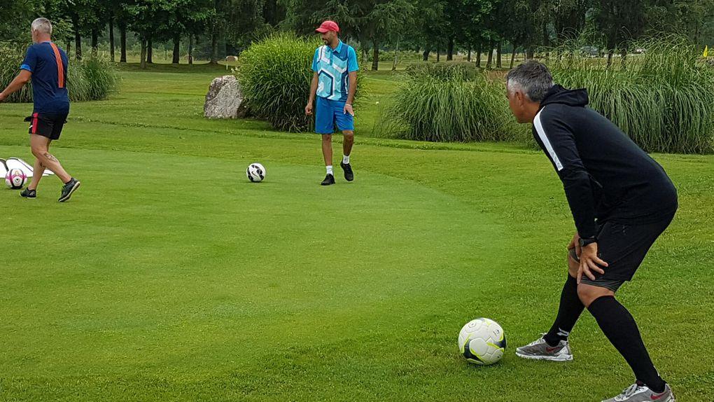 Salies du Salat - du foot-golf le 20 juin