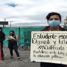 Grande mobilisation nationale aujourd'hui en Équateur