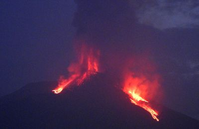News from Etna and Soufrière of St. Vincent.