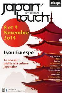 Demain 16e Japan Touch à Lyon