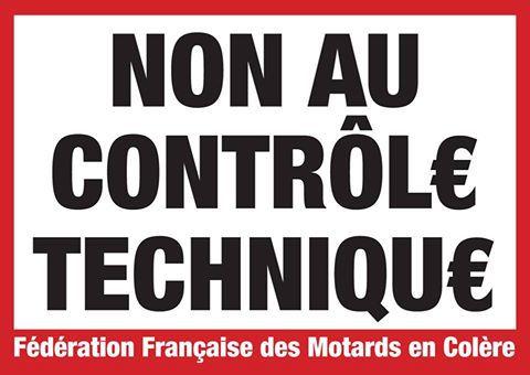 DERNIERE MINUTE : Le contrôle technique moto suspendu jusqu'à nouvel ordre