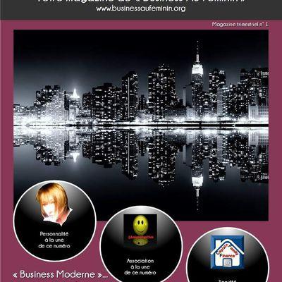 BUSINESS MODERNE - E-mag n° 1