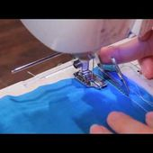 How to Use a Quarter Inch (1/4) Foot & Quilting Bar / Guide