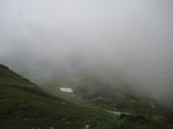 Première journée du stage Raidlight entre Chamonix et les Chapieux par le Col de la Voza et le Col du Bonhomme