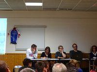 Assemblée générale de l'Ecole de Cyclisme de Bourg en Bresse