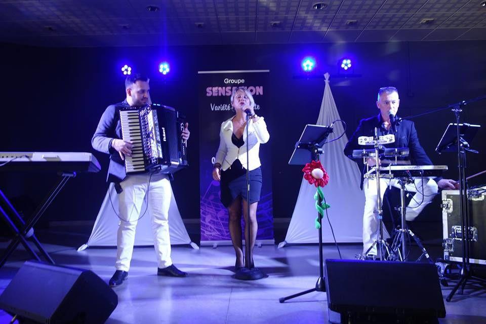 Orchestre musette à Narbonne