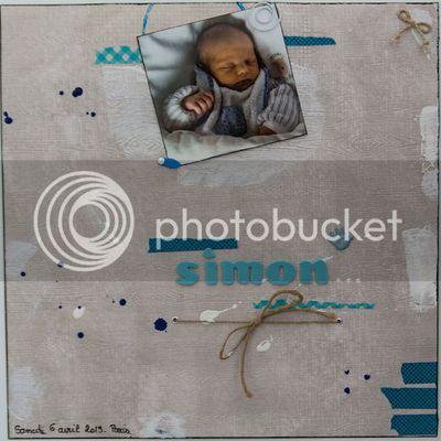 dimanche 14 avril 2013 - Simon