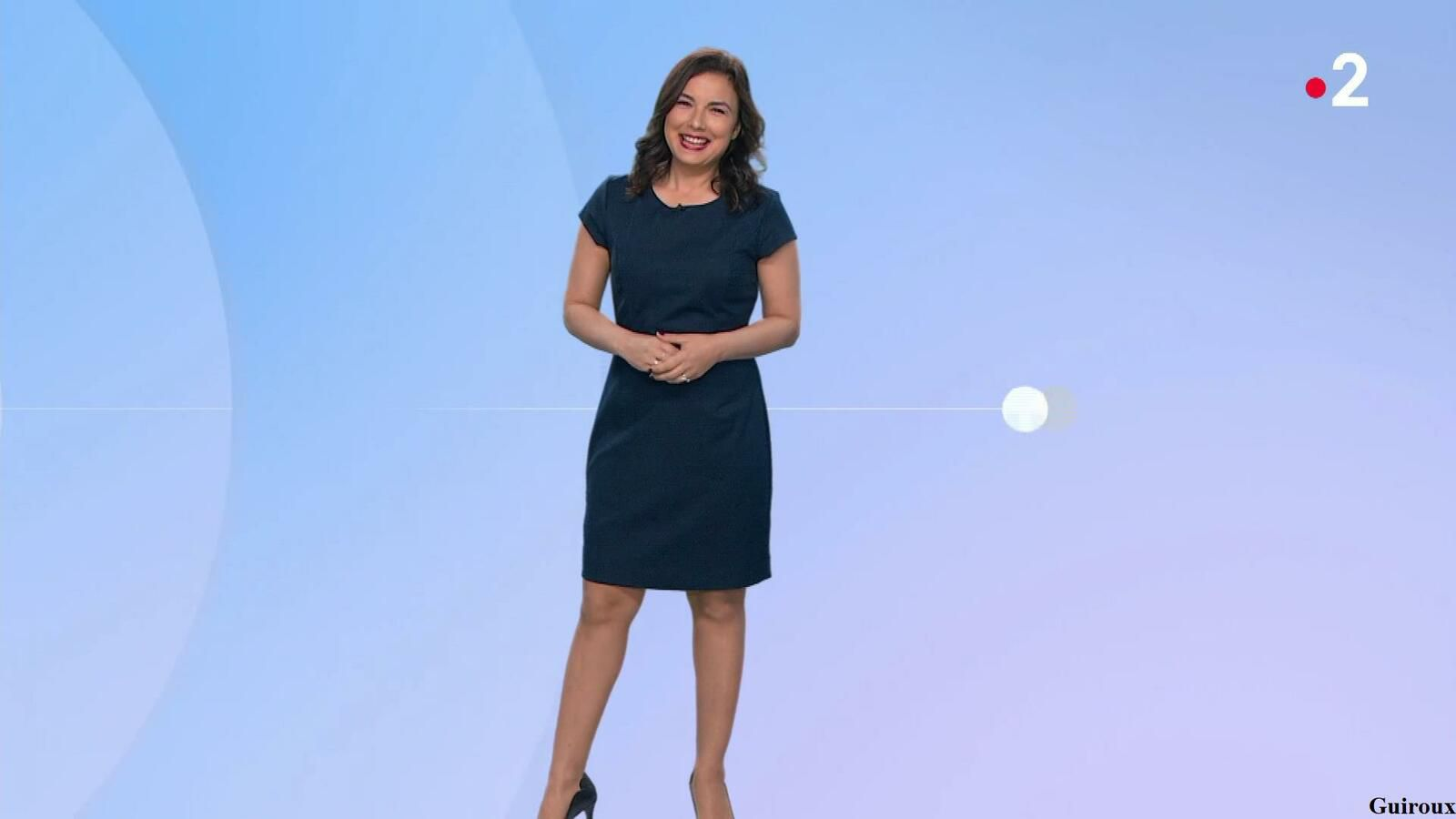 Anaïs Baydemir 12/05/2021 Journaux météo du soir