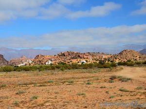 Rochers peints (Maroc en camping-car)