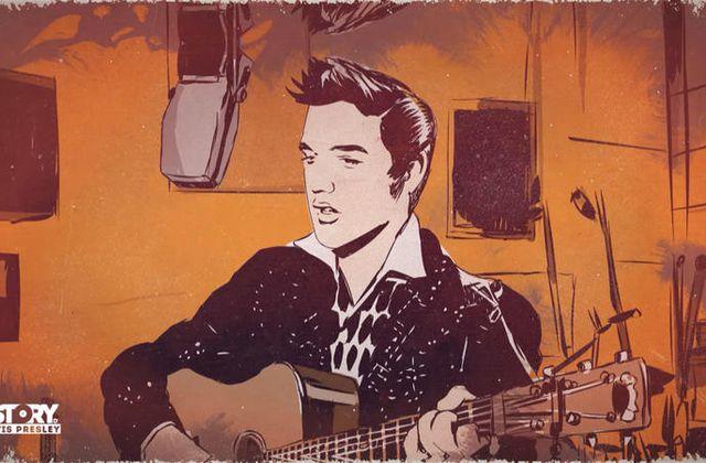 La Story d'Elvis Presley ce 1er février sur CStar : liste des intervenants.