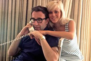 Britt Ekland on Peter Sellers: 'He was a very tormented soul'