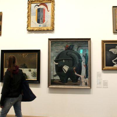 Un petit tour à Tate Modern