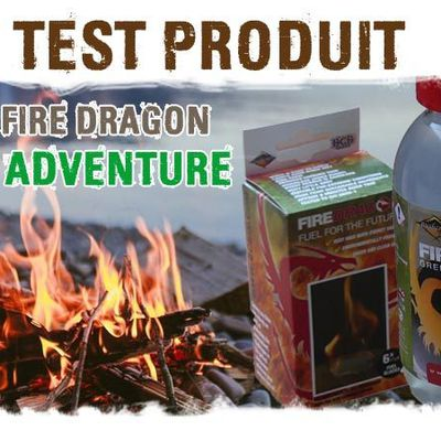 TEST GEL FIRE DRAGON BCB