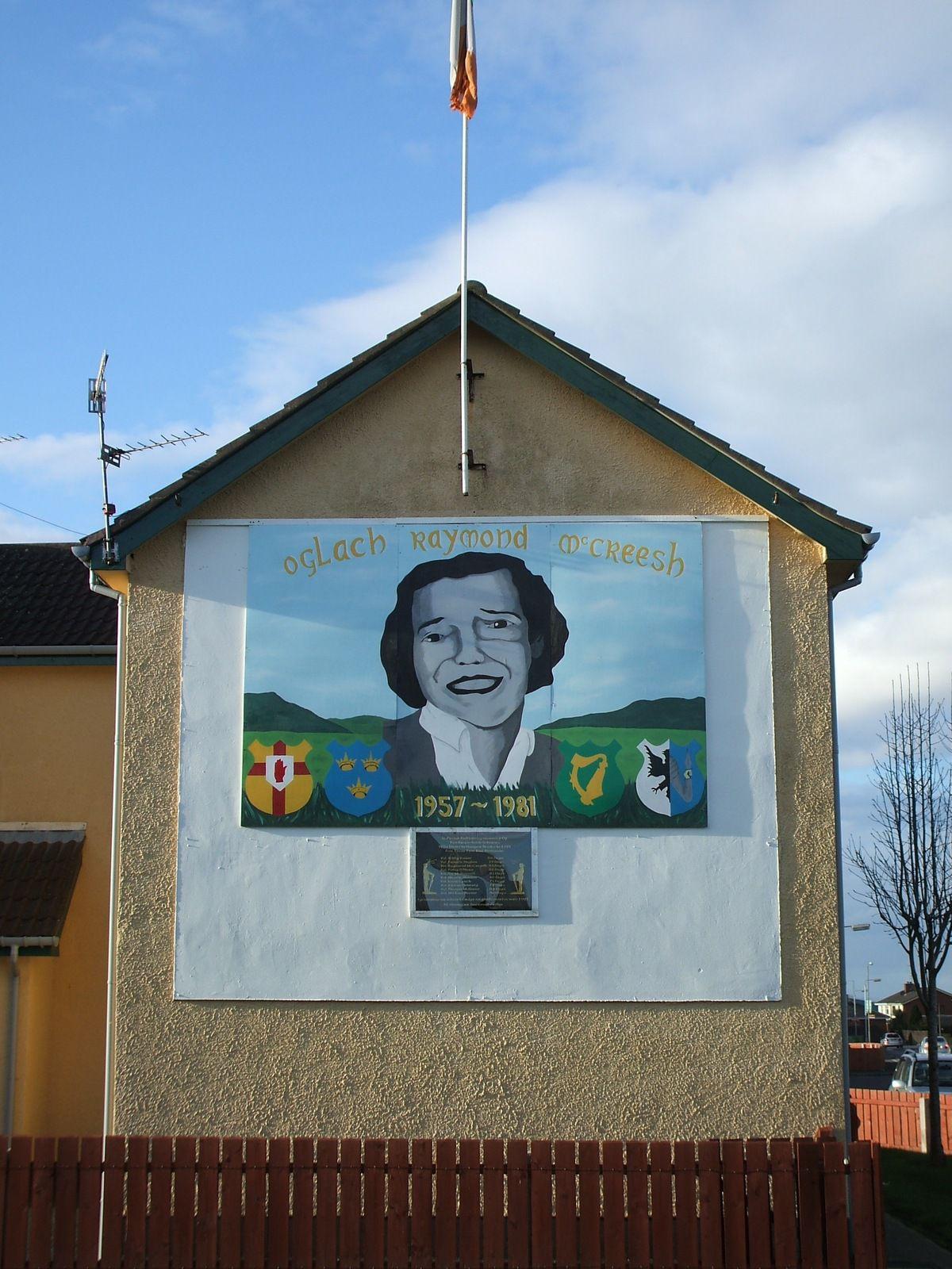 843) Lurgan Républicain