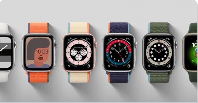 Apple a présenté hier de nouveaux modèles d'Apple Watch et d'iPad