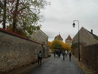 Notre Balade dans le temps entre Vaux le Vicomte et Blandy les Tours