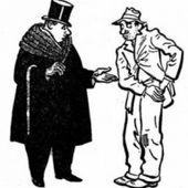 Macron, pour le compte de l'oligarchie : prendre aux pauvres pour donner aux super-riches - Ça n'empêche pas Nicolas