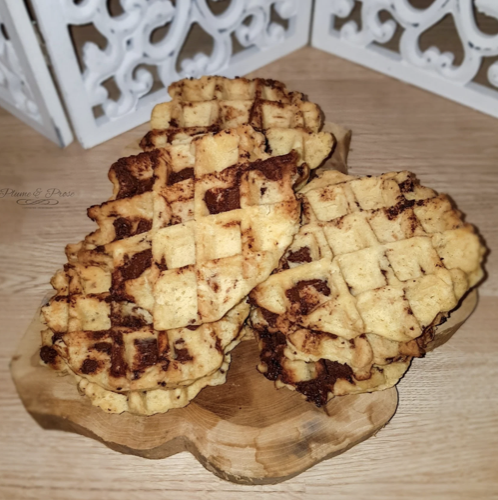 Cookie-Gaufre