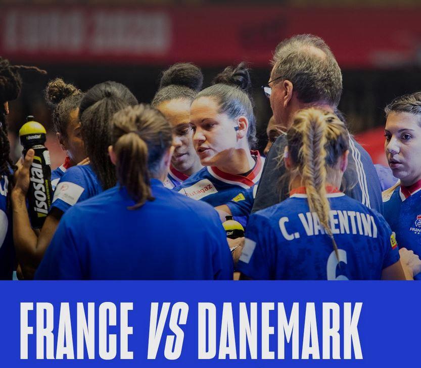 France / Danemark : Sur quelles chaînes suivre la rencontre jeudi ?