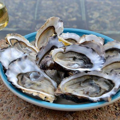 Austern aus der Vendée
