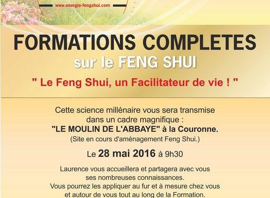 Formation Feng Shui à La Couronne